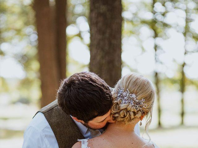 Mathew and Karlee's Wedding in Motley, Minnesota 27
