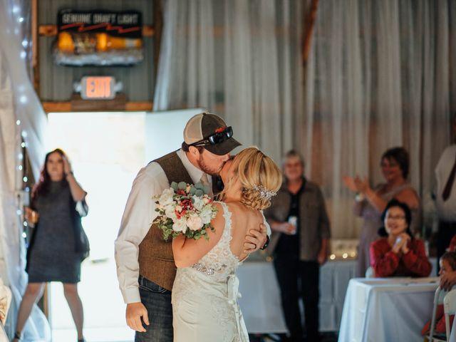 Mathew and Karlee's Wedding in Motley, Minnesota 28