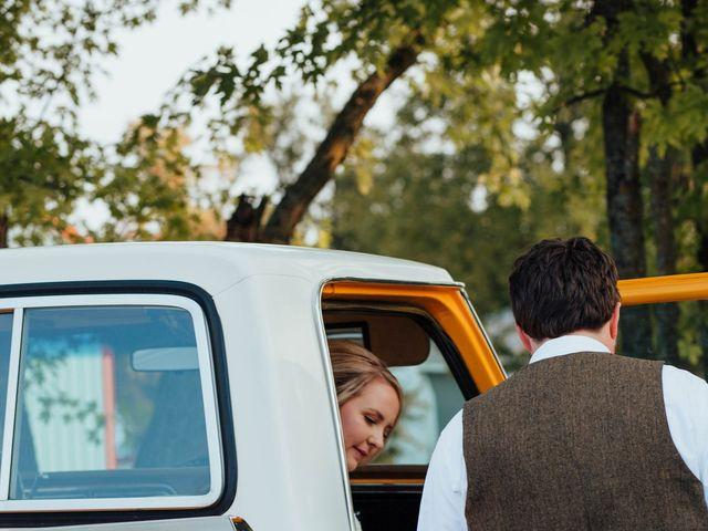 Mathew and Karlee's Wedding in Motley, Minnesota 29