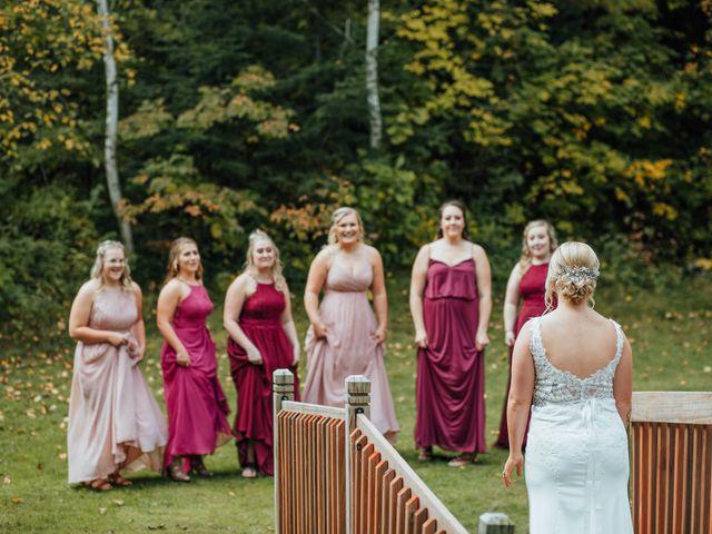 Mathew and Karlee's Wedding in Motley, Minnesota 30