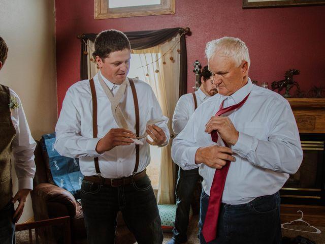 Mathew and Karlee's Wedding in Motley, Minnesota 35