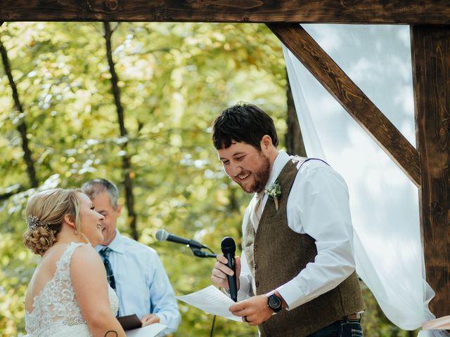 Mathew and Karlee's Wedding in Motley, Minnesota 36