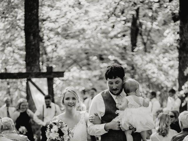 Mathew and Karlee's Wedding in Motley, Minnesota 37