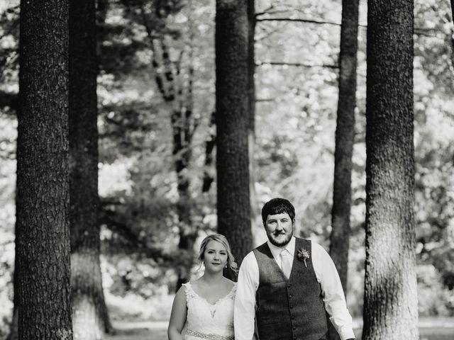 Mathew and Karlee's Wedding in Motley, Minnesota 38