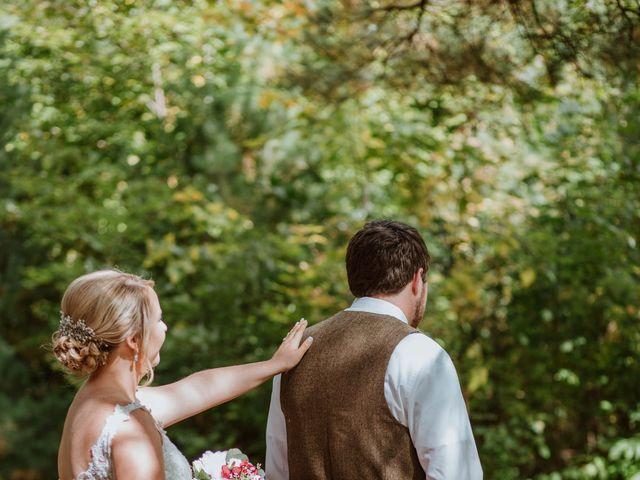 Mathew and Karlee's Wedding in Motley, Minnesota 39
