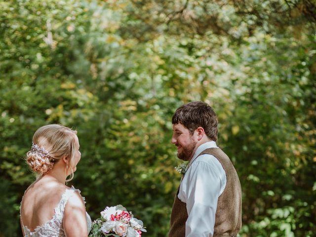 Mathew and Karlee's Wedding in Motley, Minnesota 41