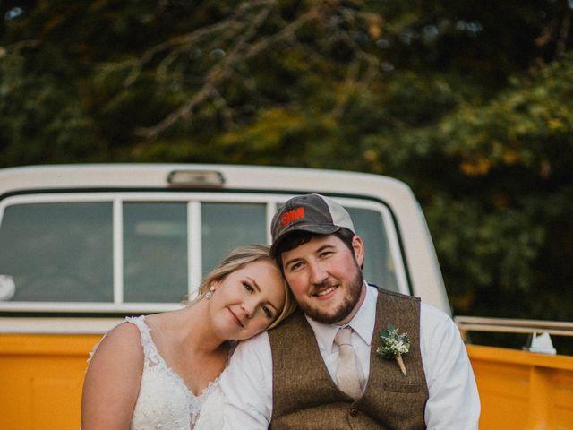 Mathew and Karlee's Wedding in Motley, Minnesota 1