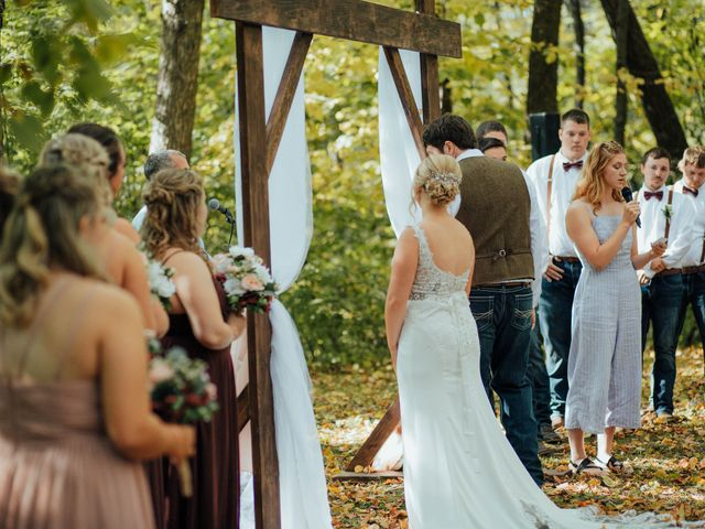 Mathew and Karlee's Wedding in Motley, Minnesota 43