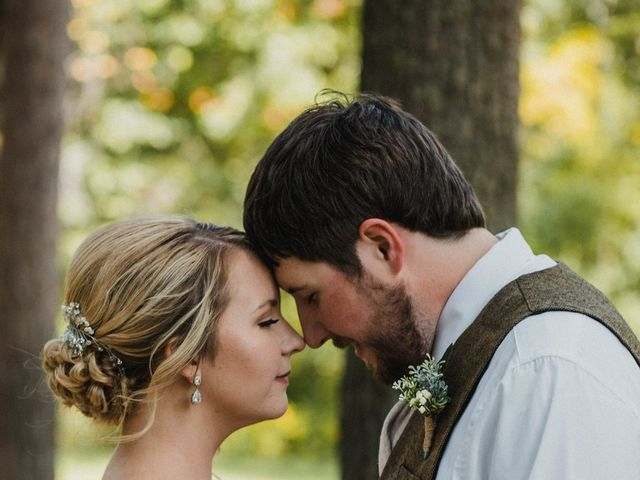 Mathew and Karlee's Wedding in Motley, Minnesota 45