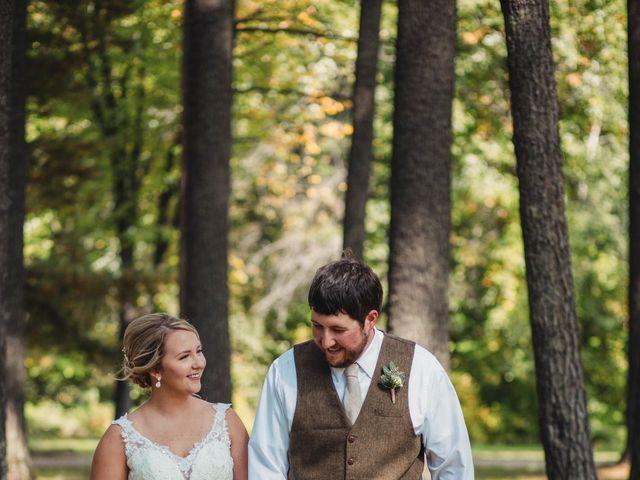Mathew and Karlee's Wedding in Motley, Minnesota 46
