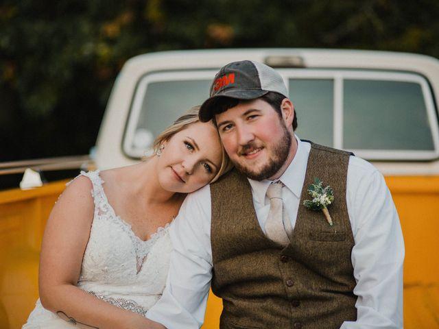 Mathew and Karlee's Wedding in Motley, Minnesota 49