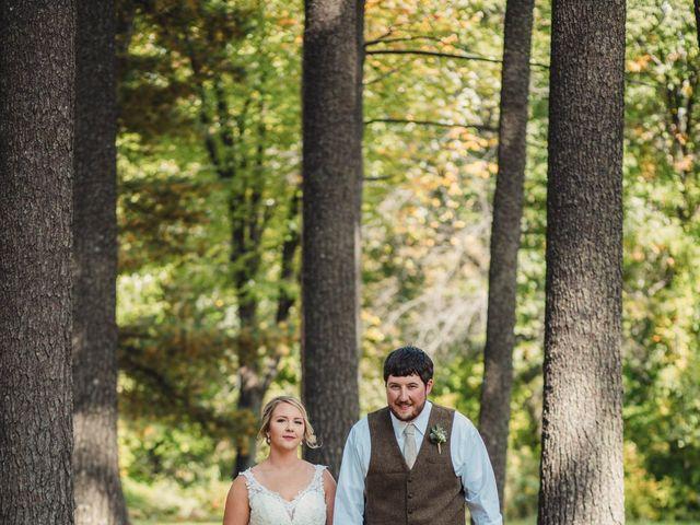 Mathew and Karlee's Wedding in Motley, Minnesota 50