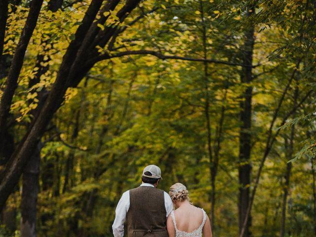 Mathew and Karlee's Wedding in Motley, Minnesota 55