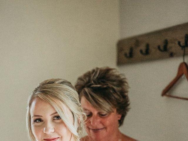 Mathew and Karlee's Wedding in Motley, Minnesota 57