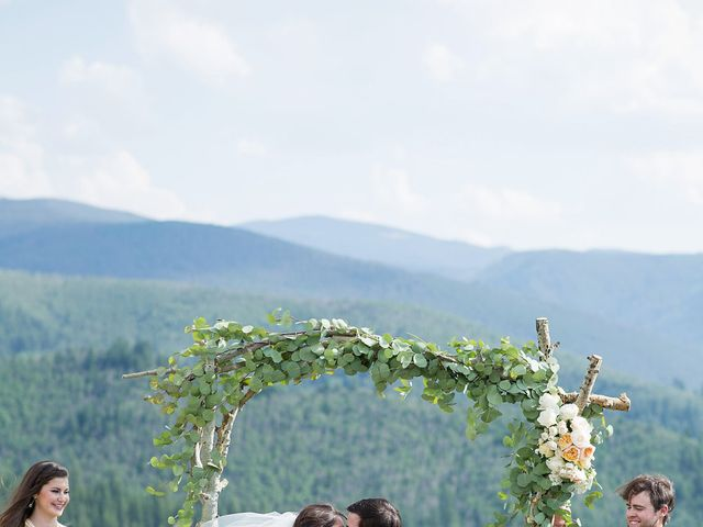 Jennifer and Andrew's Wedding in Edwards, Colorado 11