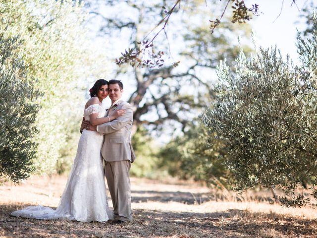 The wedding of Gabriel and Marina
