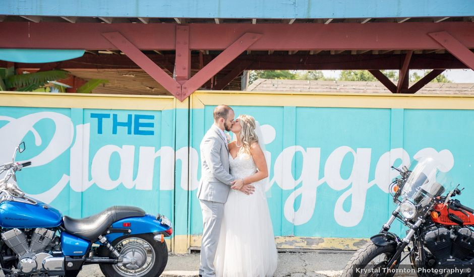 Ryan and Rachel's Wedding in Monroe, Michigan