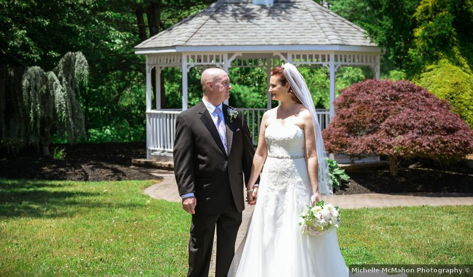Michael and Amy's Wedding in Williamstown, New Jersey