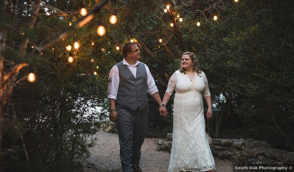 David and Kirstin's Wedding in Driftwood, Texas