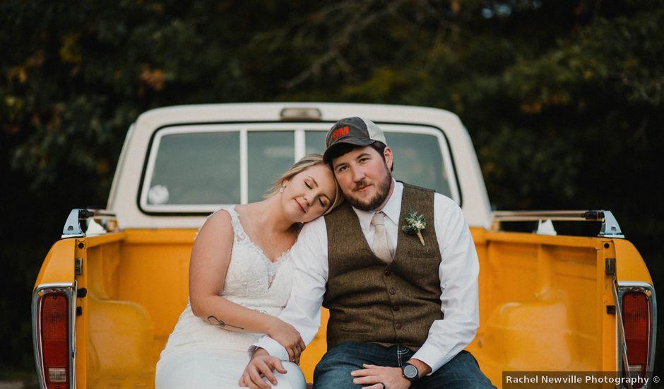 Mathew and Karlee's Wedding in Motley, Minnesota