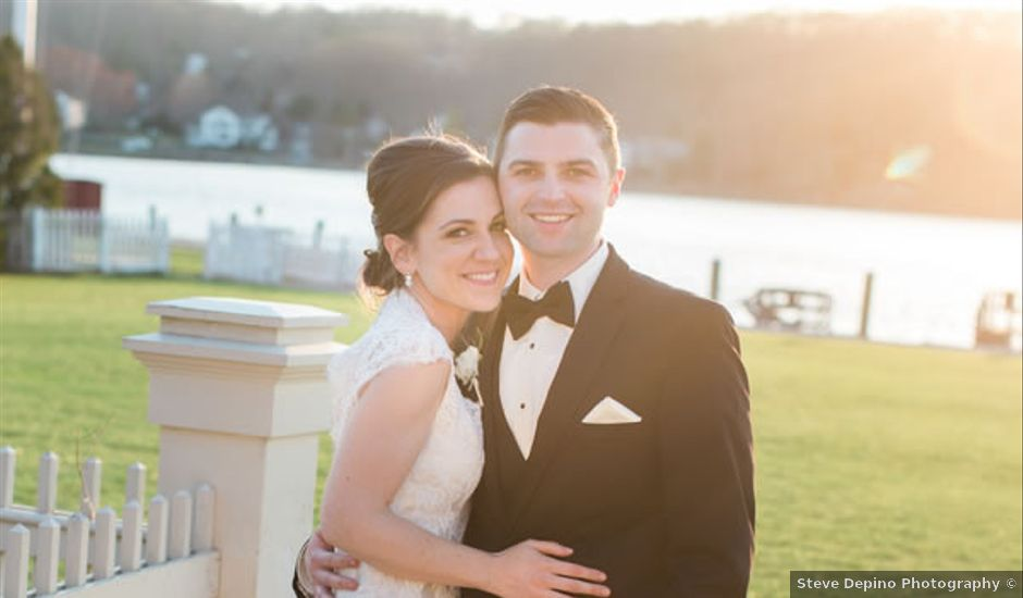 Melissa and Tim's Wedding in Mystic, Connecticut