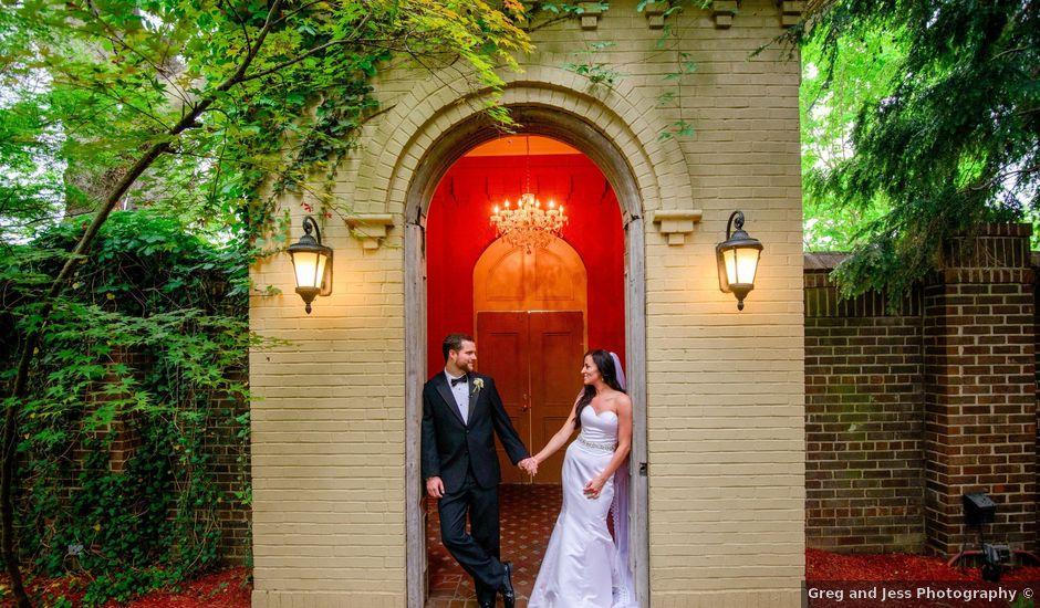 Erica and Josh's Wedding in Nashville, Tennessee