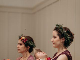The wedding of Haley and David 2