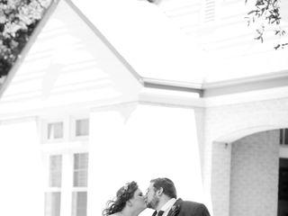 The wedding of Haley and David 3