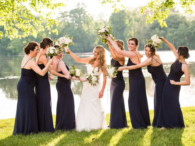 Paul and Caitlyn's Wedding in Franklin Lakes, New Jersey 1