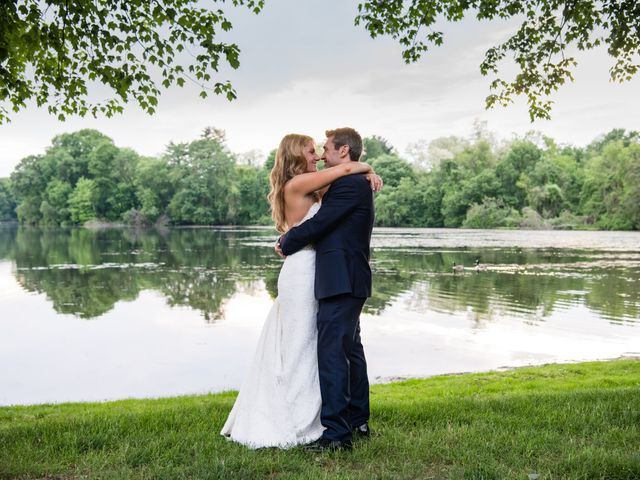 The wedding of Caitlyn and Paul