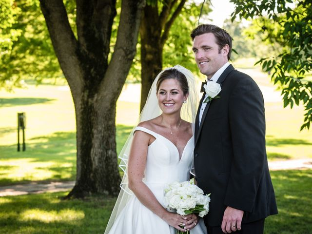The wedding of Mary Kate and Duncan