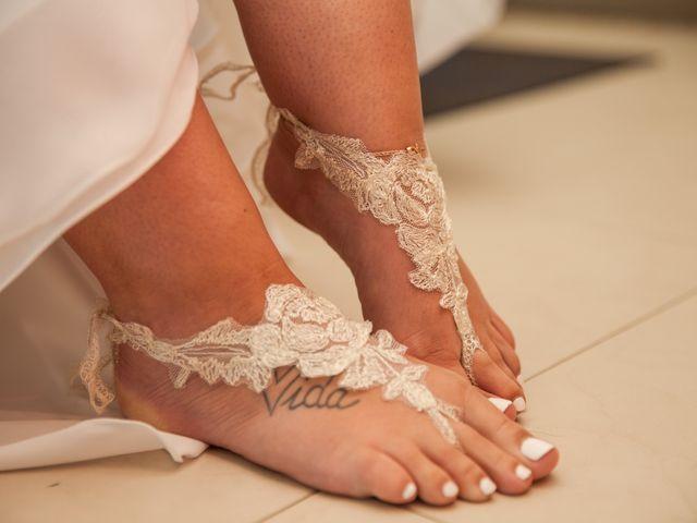 Benjamin and Cara's Wedding in Cancun, Mexico 10