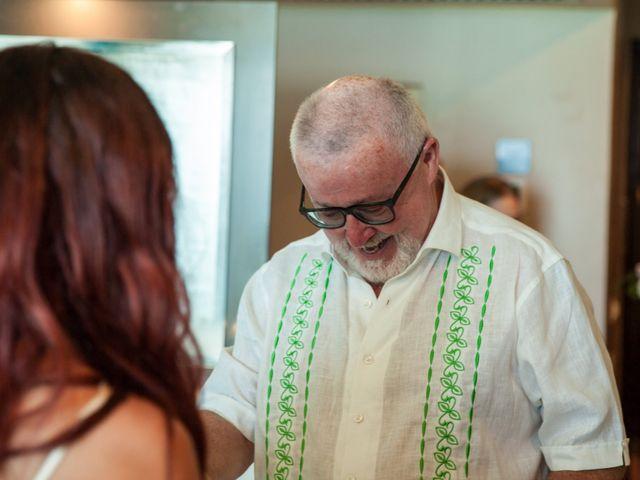Benjamin and Cara's Wedding in Cancun, Mexico 13