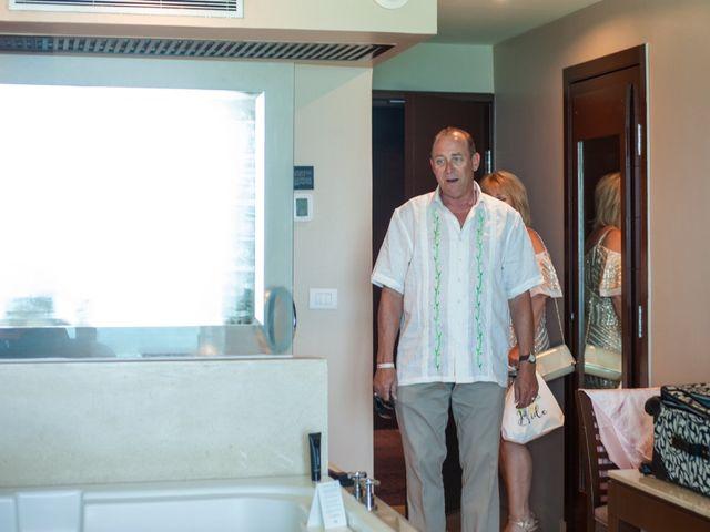 Benjamin and Cara's Wedding in Cancun, Mexico 15