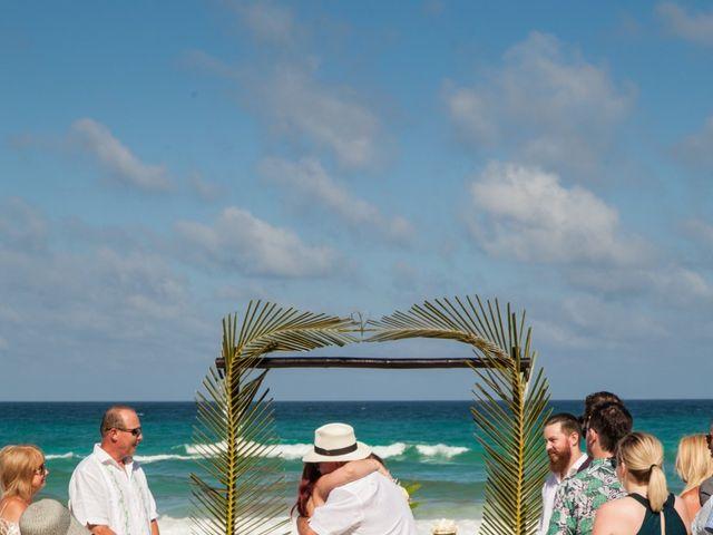 Benjamin and Cara's Wedding in Cancun, Mexico 27