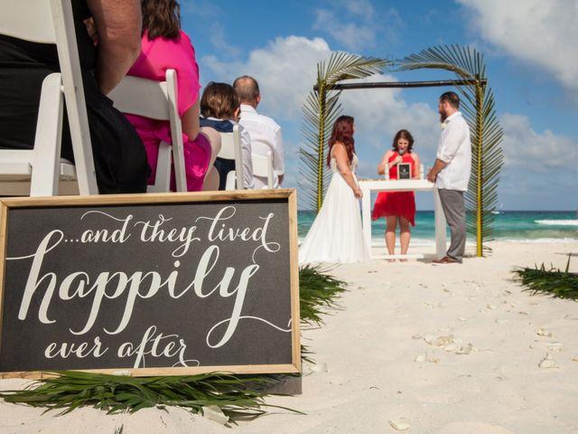 Benjamin and Cara's Wedding in Cancun, Mexico 1