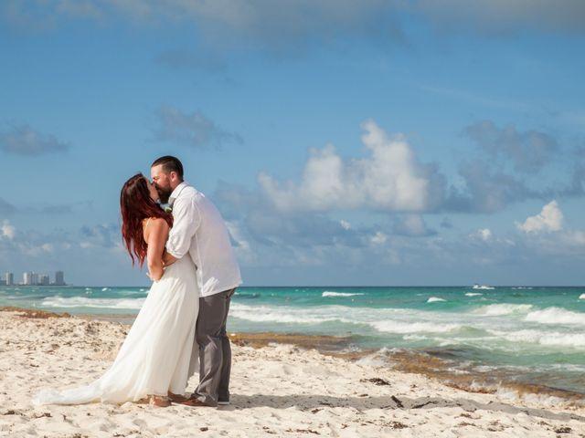 Benjamin and Cara's Wedding in Cancun, Mexico 2