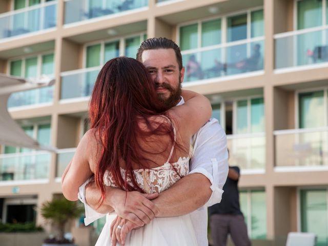 Benjamin and Cara's Wedding in Cancun, Mexico 50