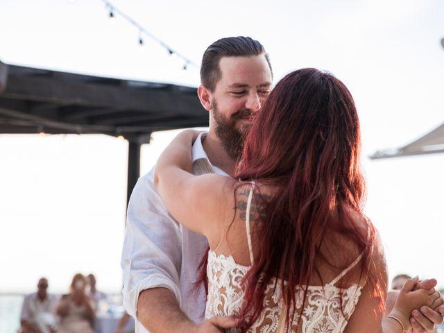 Benjamin and Cara's Wedding in Cancun, Mexico 51