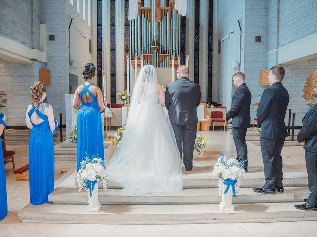Beth and Adam's Wedding in Norfolk, Virginia 1