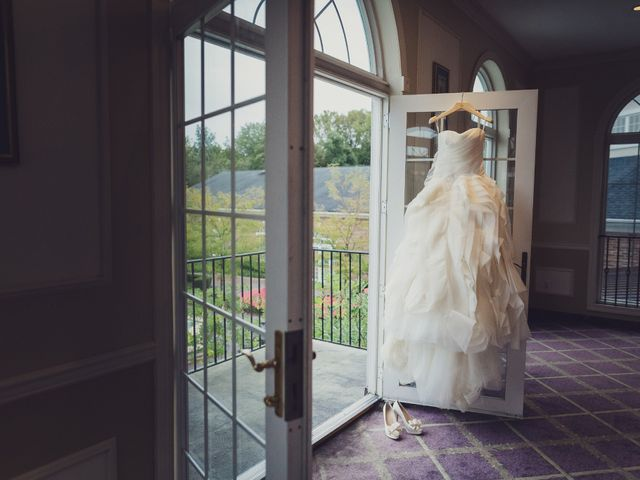Chris and Honey's Wedding in Rockleigh, New Jersey 6