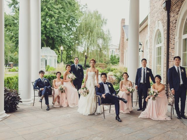 Chris and Honey's Wedding in Rockleigh, New Jersey 1