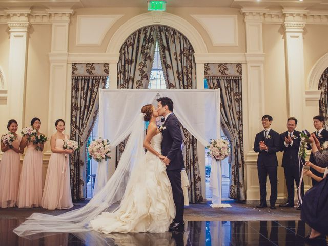 Chris and Honey's Wedding in Rockleigh, New Jersey 16