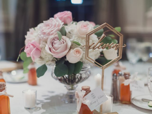 Chris and Honey's Wedding in Rockleigh, New Jersey 20