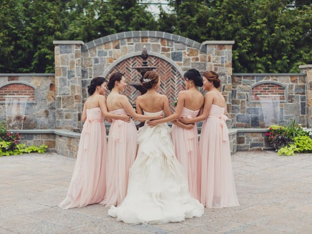 Chris and Honey's Wedding in Rockleigh, New Jersey 34