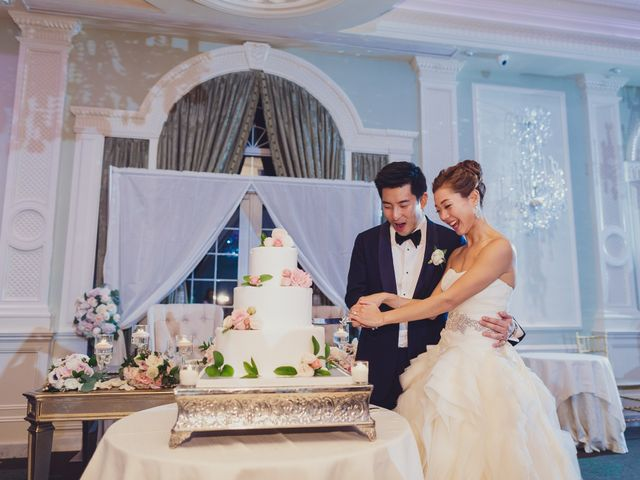 Chris and Honey's Wedding in Rockleigh, New Jersey 41