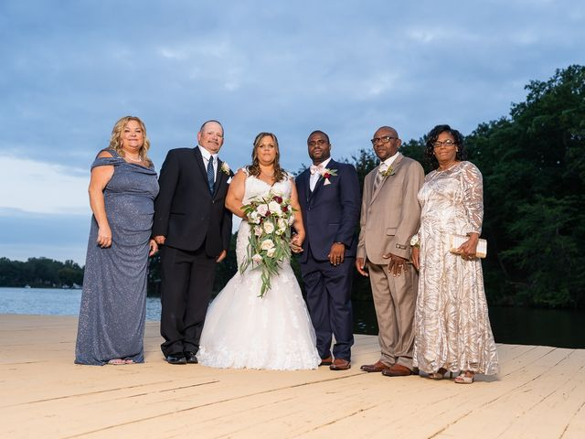Harold and Erica's Wedding in Glen Burnie, Maryland 2