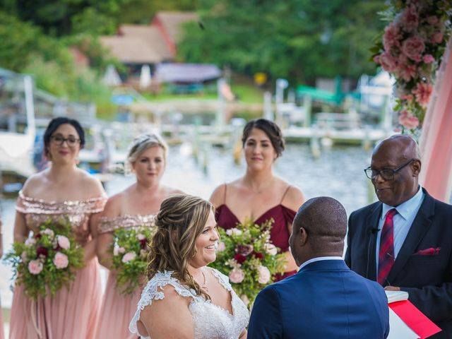 Harold and Erica's Wedding in Glen Burnie, Maryland 6