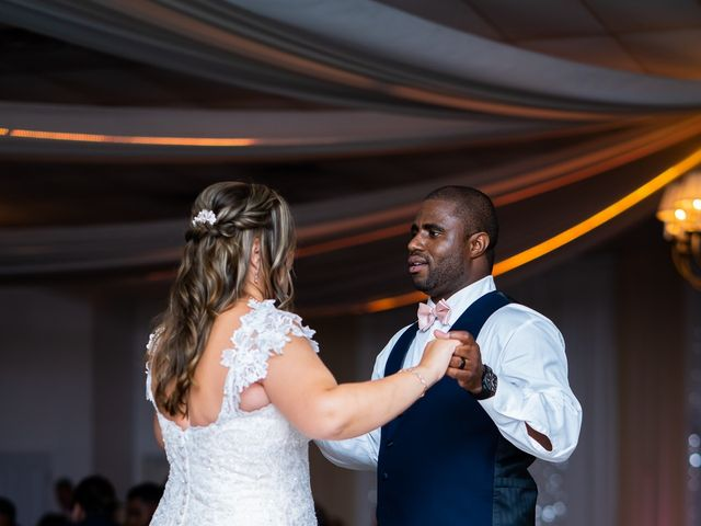 Harold and Erica's Wedding in Glen Burnie, Maryland 10