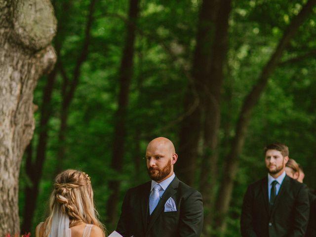 Nicholas and Jordan's Wedding in Cedar Rapids, Iowa 5